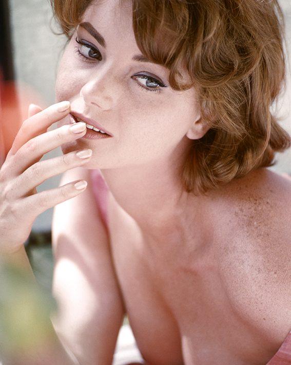 Sylvana Koscina Rome 1961