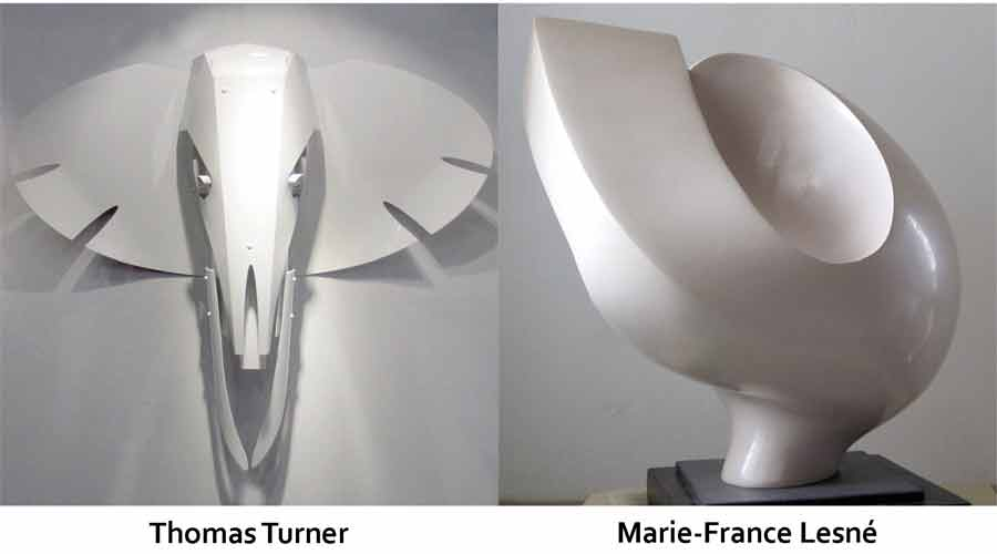 Turner Thomas - Marie-France Lesné