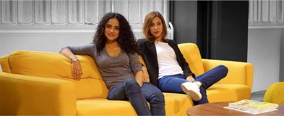Babbler - Hannah Oiknine & Sarah Azan