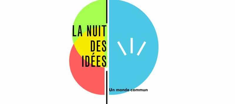 Nuit des Idées 2017