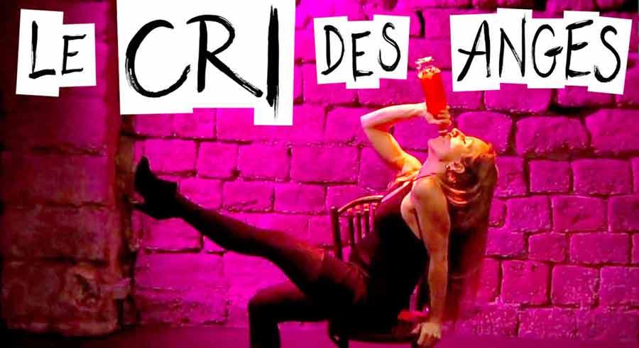 Amélie Cornu - Le Cri des Anges