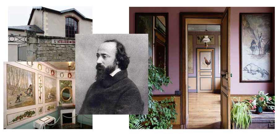 Daubigny, aux sources de l'Impressionnisme