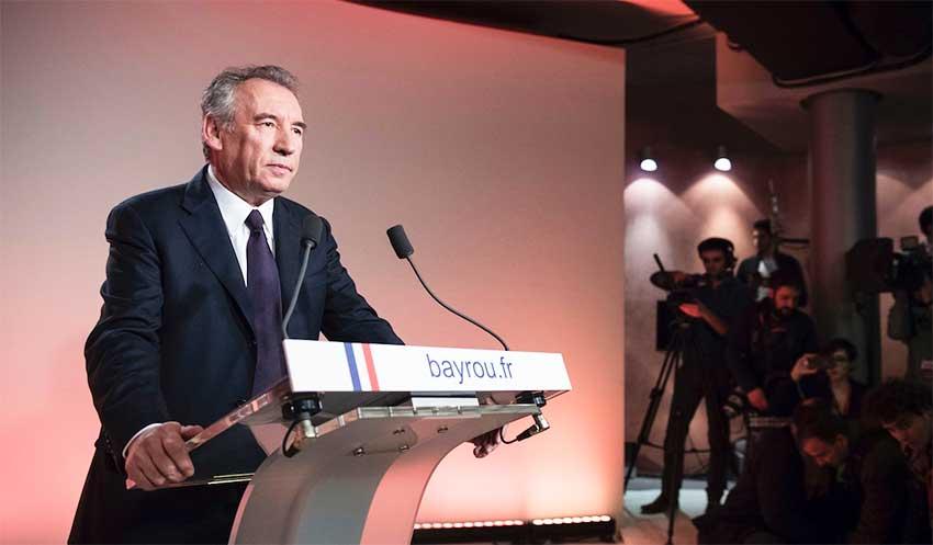 François Bayrou - En Marche