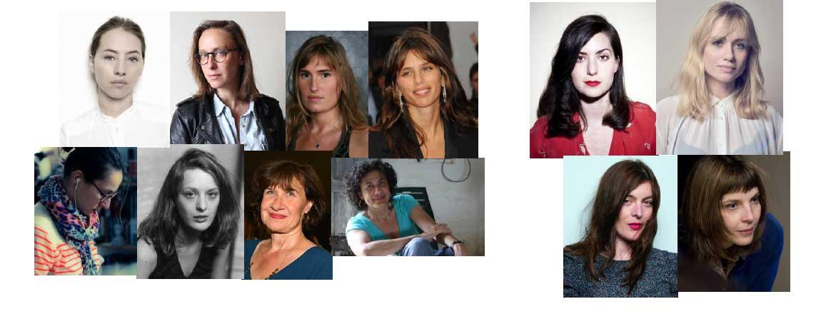 femmes dans les métiers du cinéma
