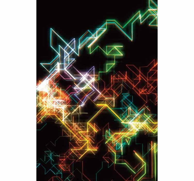 ligne d'ombre - Galerie Lélia Mordoch