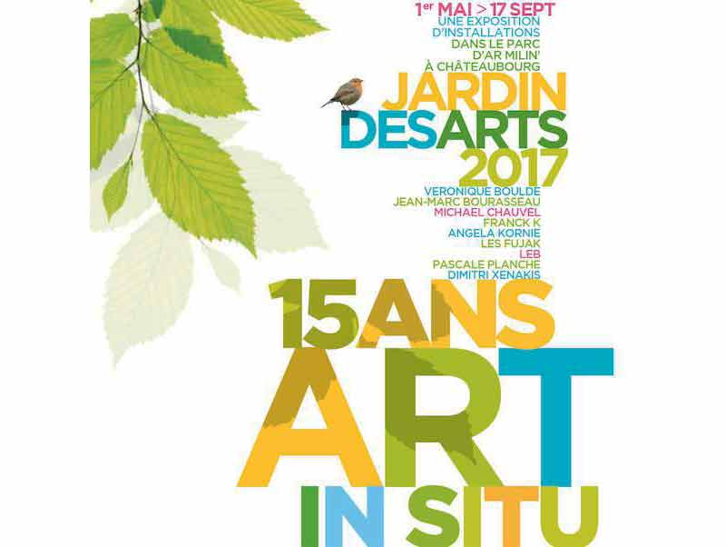 Jardin des Arts 2017