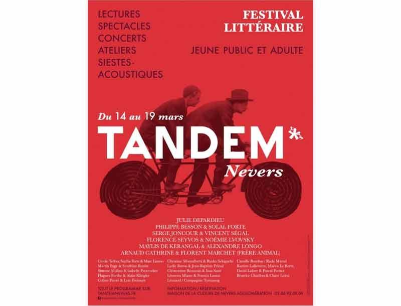 TANDEM - Tandem-Nevers 2017