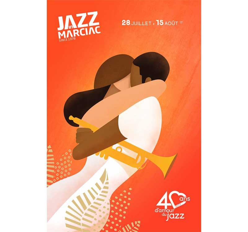 Marciac - Jazz in Marciac 2017