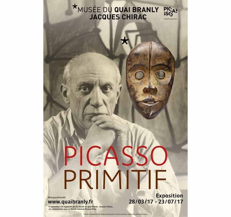 Picasso primitifau musée du Quai Branly - Jacques Chirac