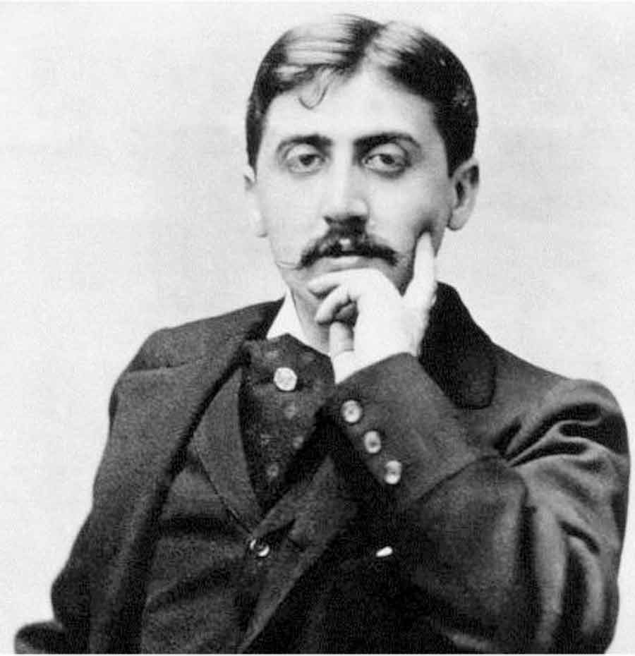 Farida Rahouadj - « L'autre Proust