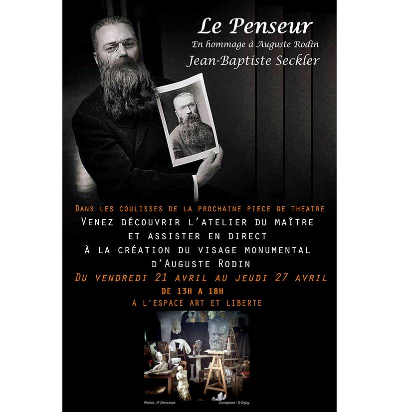 Jean-Baptiste Seckler - Rodin