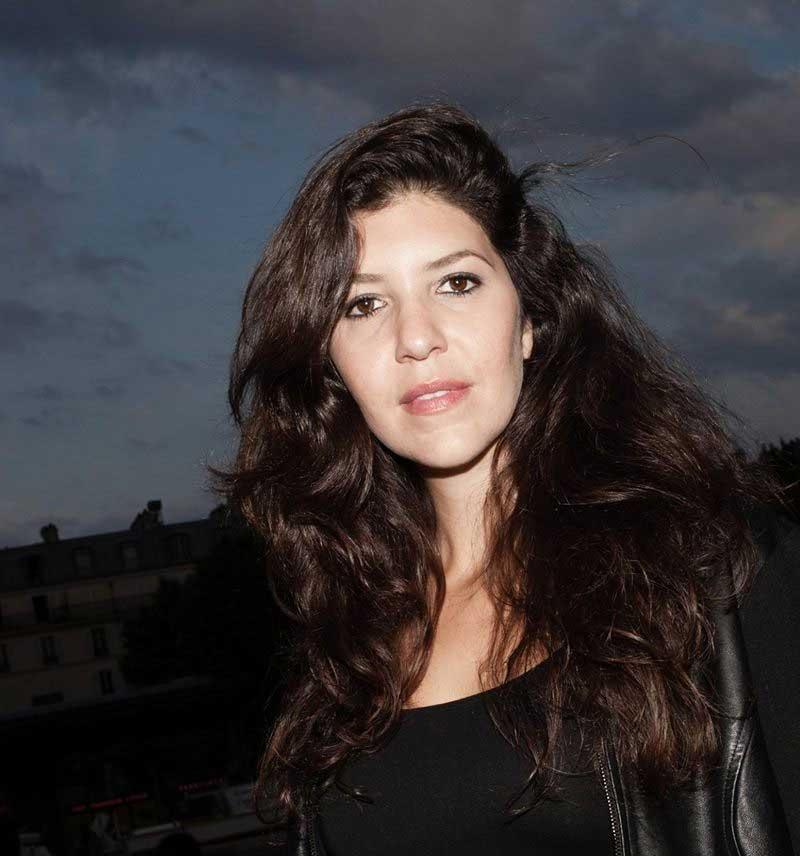 Leïla Alaoui promue Commandeur de l'ordre des Art et des Lettres