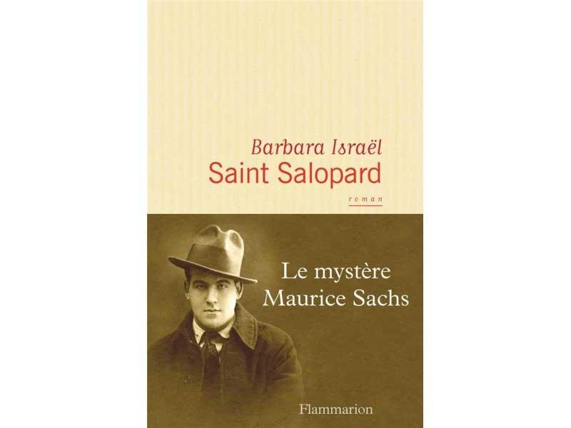 Barbara Israël - Saint Salopa
