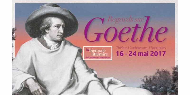 Goethe à la Maison de Chateaubriand