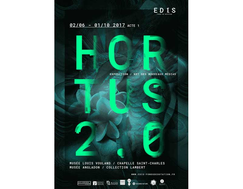 Hortus 2.0 Art numérique à Avignon
