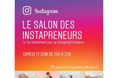 Instagram - salon des Instapreneurs