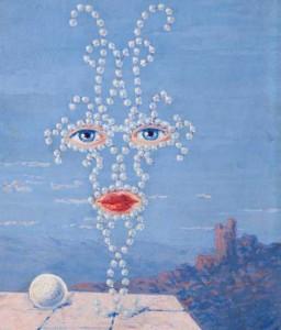 René Magritte, Lessines 1898 – 1967 Bruxelles Shéhérazade, 16,7 x 12,7 cm