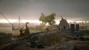 Vikings au Musée Vikingaliv