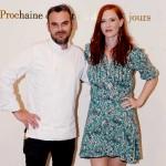 Yannick Tranchant et Audrey Fleurot