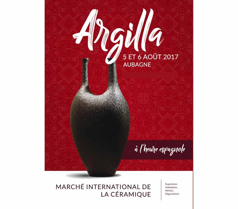 ARGILLA 2017 Biennale internationale de la céramique