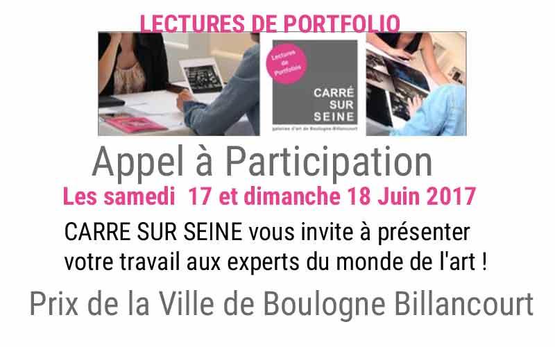 CARRÉ SUR SEINE - Prix de la Ville de Boulogne Billancourt