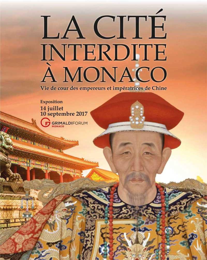 Cité Interdite - La Cité Interdite à Monaco