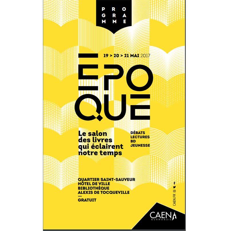 EPOQUE - Le salon littéraire EPOQUE