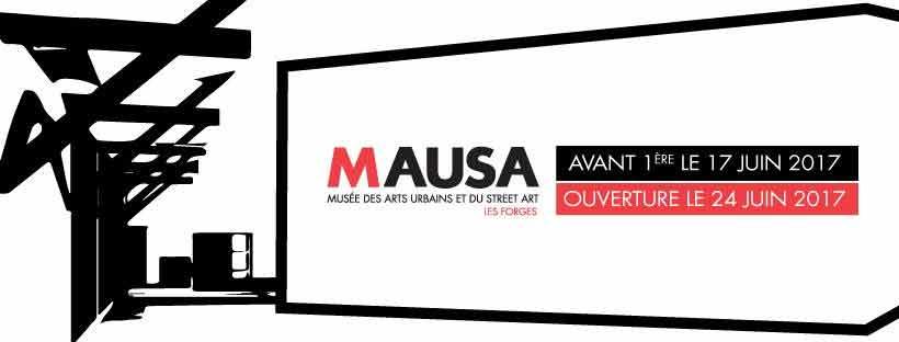 Mausa : Musée national consacré à l'Art urbain et au Street-art