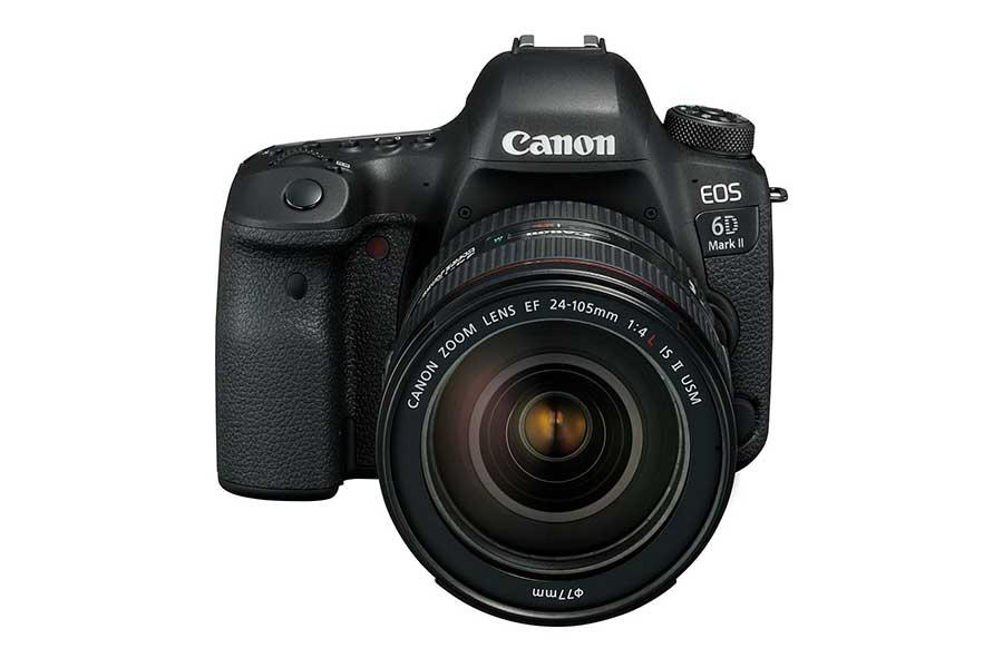 Canon dévoile le très attendu 6D MARK II