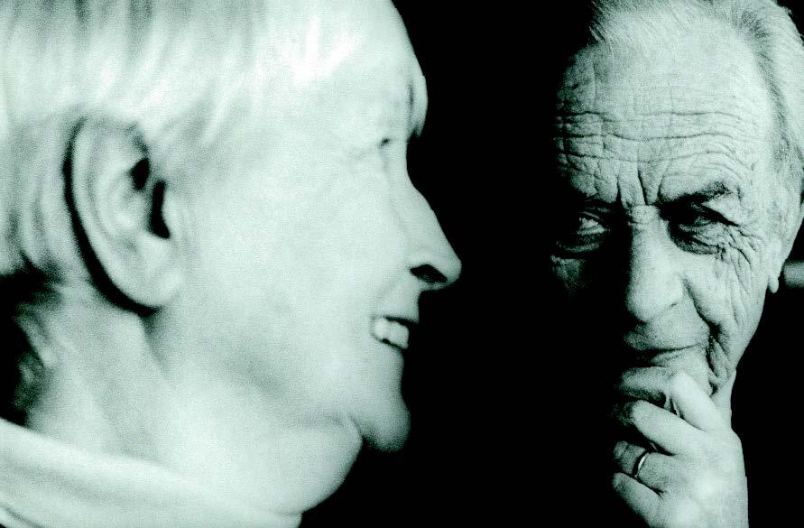 Françoise et Pierre Dumayet par Marc Attali ©