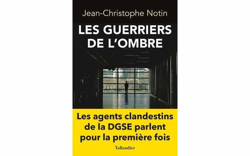 Jean-Christophe Notin - Les guerriers de l'ombre