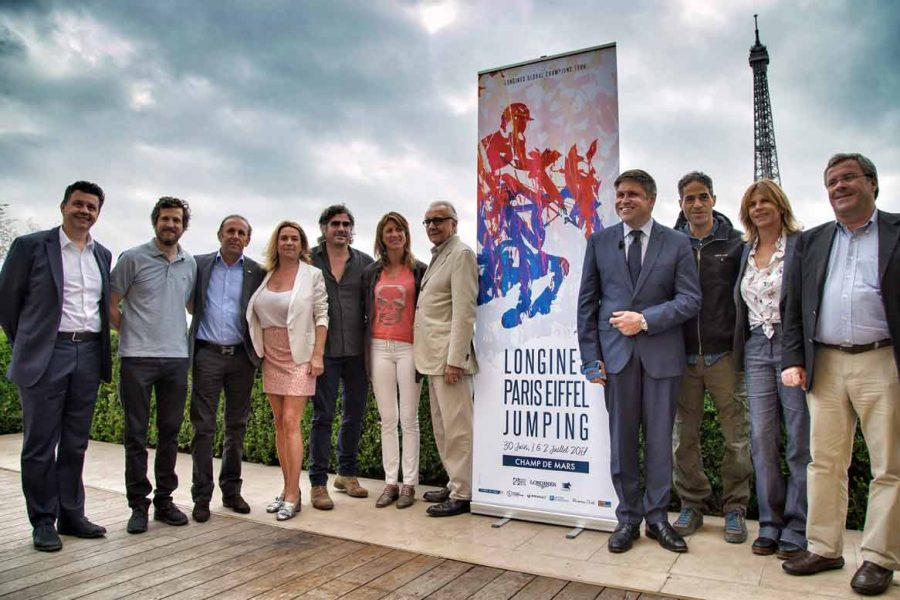 Longines Paris Eiffel Jumping -Team