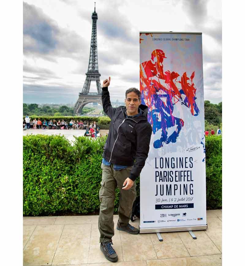 Longines Paris Eiffel Jumping avec jonOne