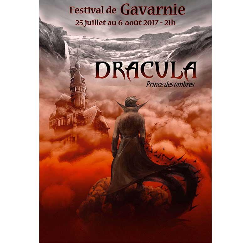 Dracula au Festival de Gavarnie