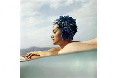 Lartigue - Jacques Henri Lartigue - Sylvana Empain, Juan-les-Pins, août 1961