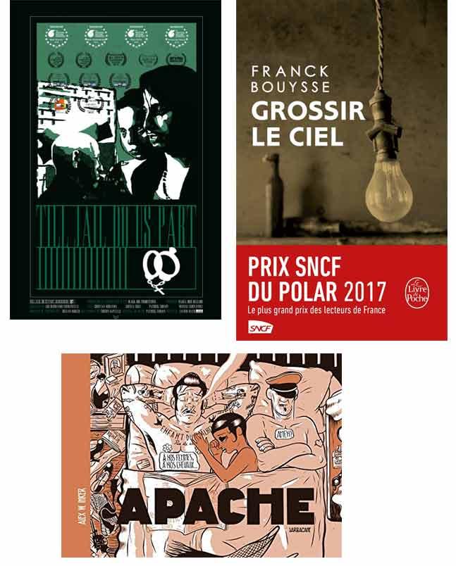 SNCF - Prix du Polar SNCF 2017