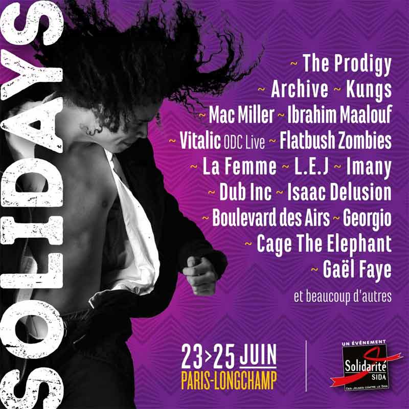 solidays 2017