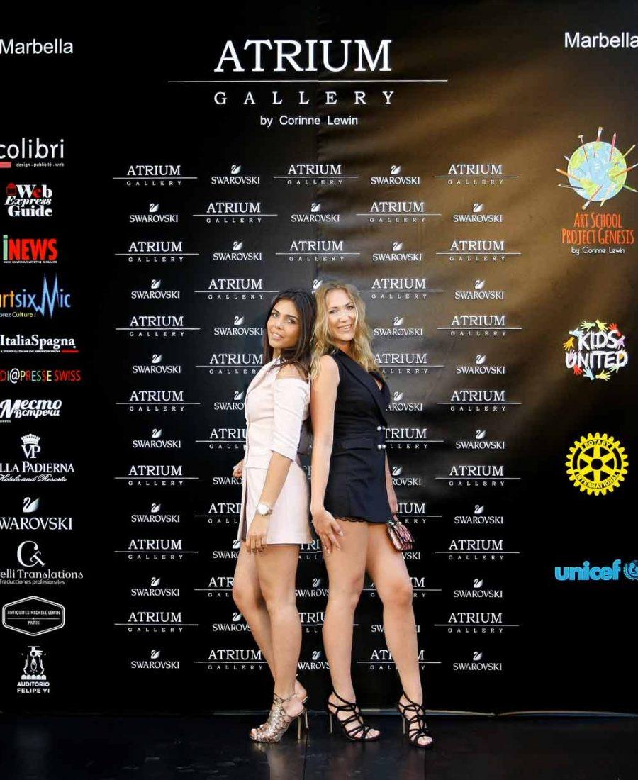 Giovanna Terrasi et Oxana Essina