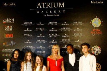 Atrium Gallery - Kids United