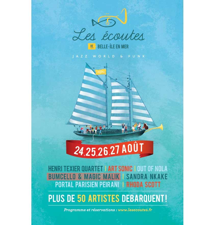 Belle-Ile-en-Mer - Les Ecoutes