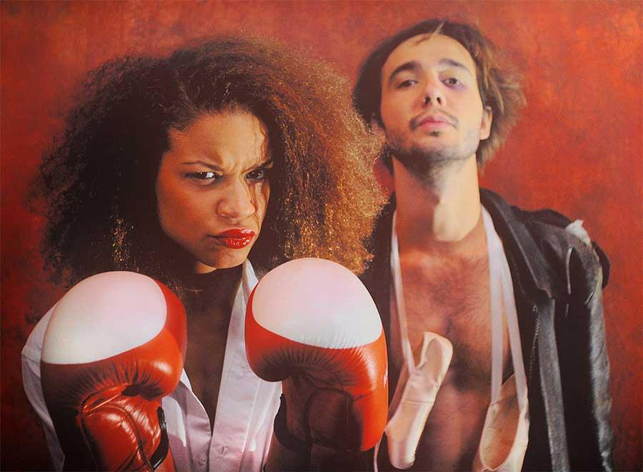 Ginkgoa - Nicole Rochelle et Antoine Chatenet