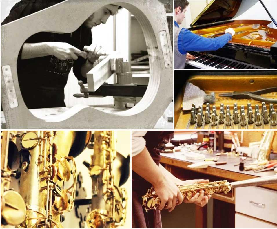 ITEMM - Institut Technologique Européen des Métiers de la Musique