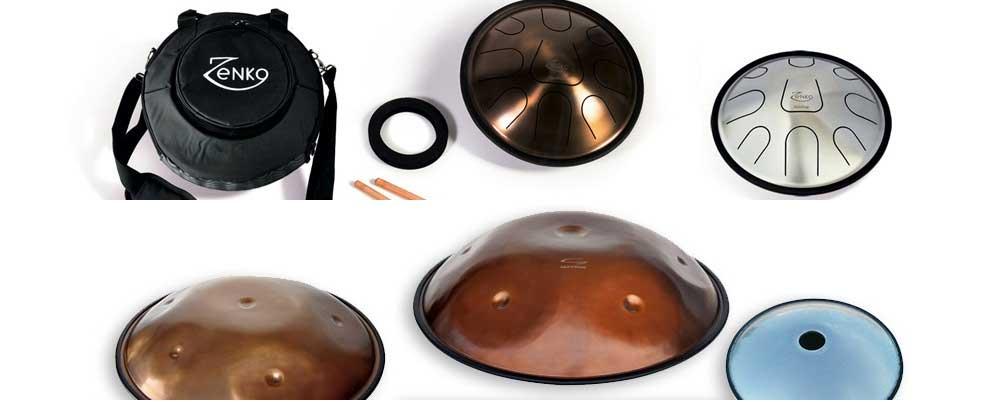 Metal Sounds - le handpan et le steel tongue drum