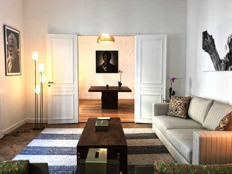 Nezha Alaoui - l'appartement Mayshad