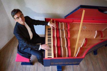 Viola Organista de Léonard de Vinci