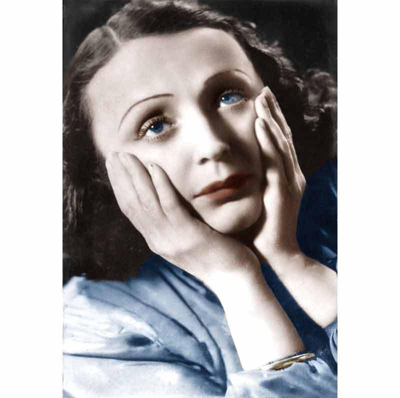 Édith Piaf - Un Amour de Piaf