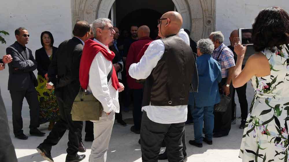 Hammamet - Symposium Méditerranéen des Ateliers d'Art Contemporain