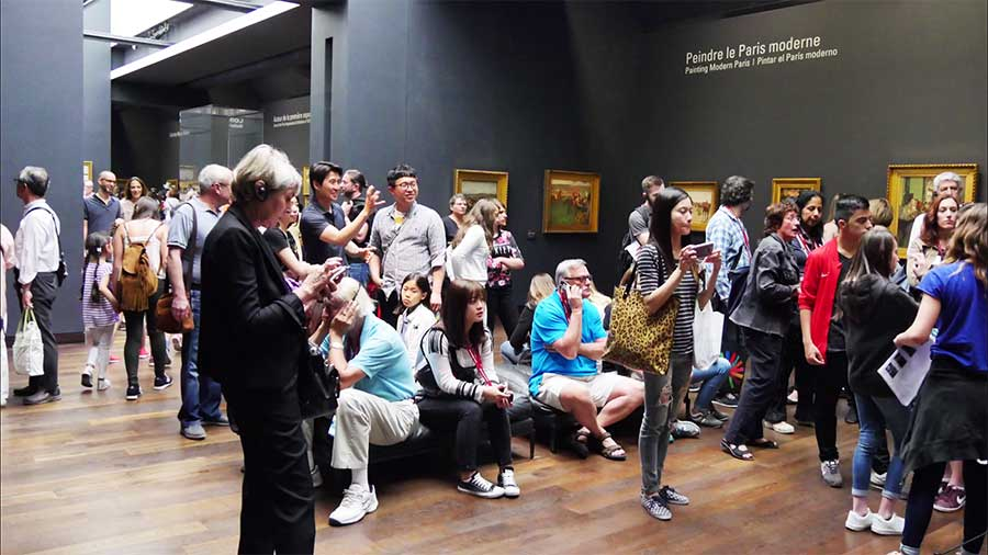 impressionnistes - Les voyages impressionnistes
