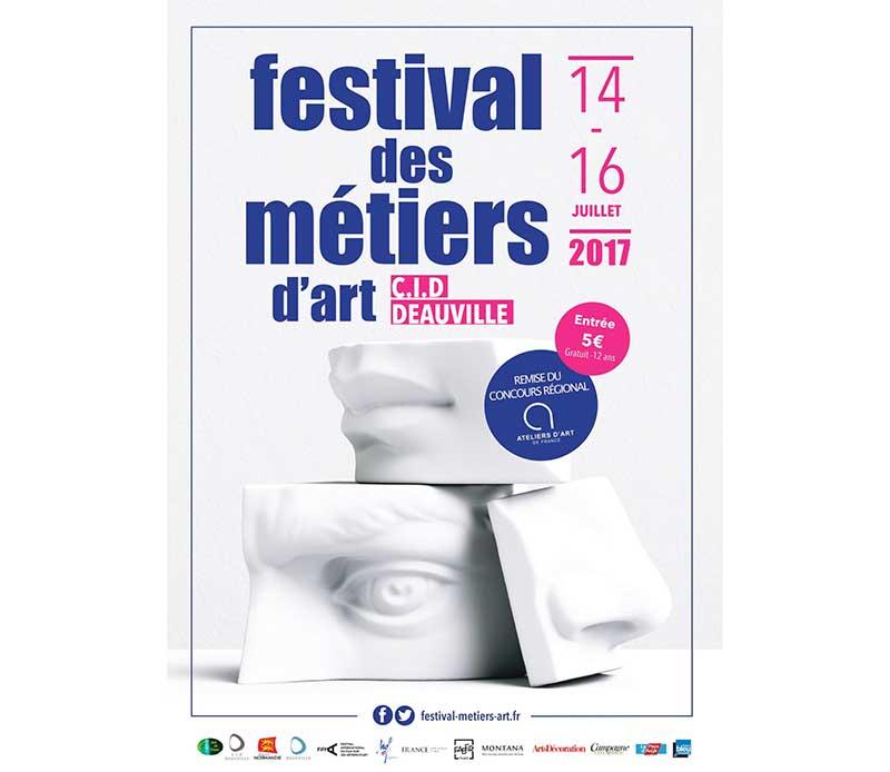 Métiers d'art - Festival des métiers d'art de Deauville