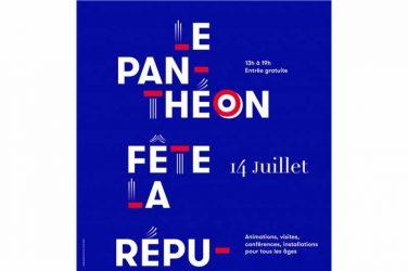 Panthéon fête la République